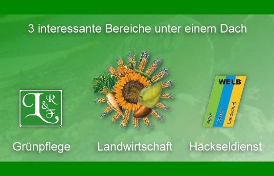 Richard und Frank LugertGrünpflege · Landwirtschaft · Häckseldienst (WELB)